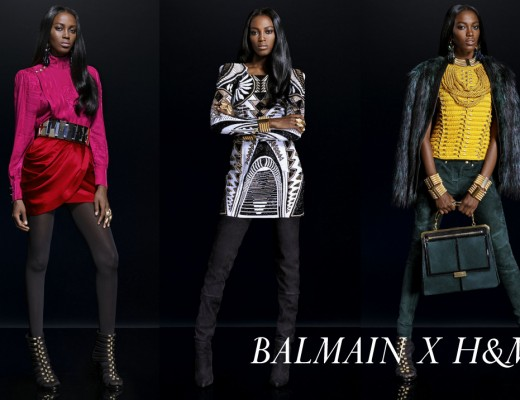 Balmain_X_H&M_Collaboration